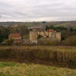Gîte La Creuse chateau Couches