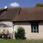 Gîte La Creuse privé-zitje