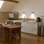 Gîte La Creuse kitchen corner